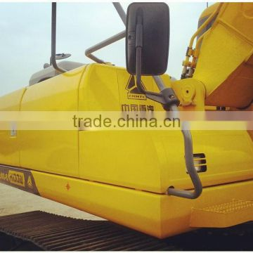 Sinotruk Qingdao hydraulic excavator with breaker grapple quick coupler
