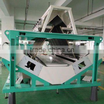 12 chutes Dehydrated Garlic color sorter/separator/selecting machine
