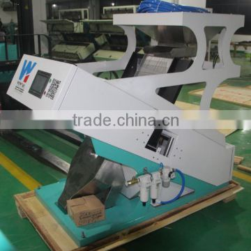 Mini monocrystalline silicon CCD Color Sorter Machine