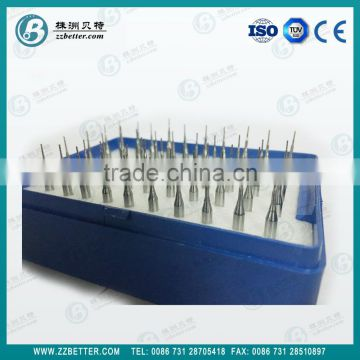 2 Flute long flute Miniature Square end mill