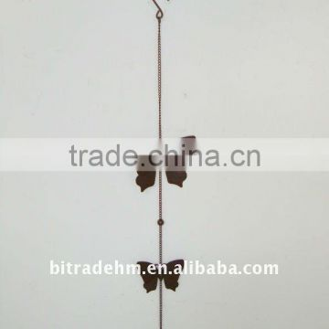 metal hanging bell decor