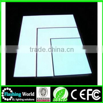 elegant in style electroluminescent el lighting sheet