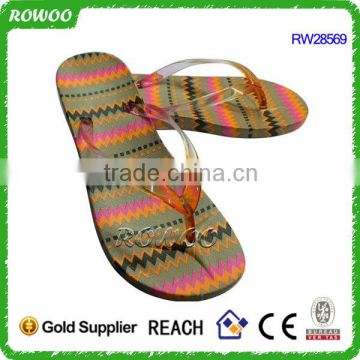 South Africa Cheap wholesale Beach PVC Strap and PCU Air Blowing Outsole Flip Flop