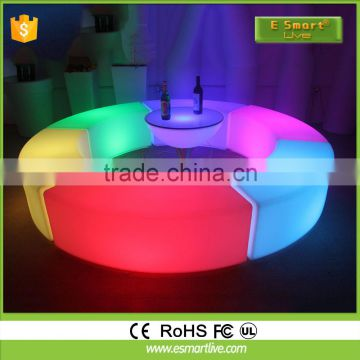 illuminated bar stool furniture,high quality colorful led furniture bar chair stool