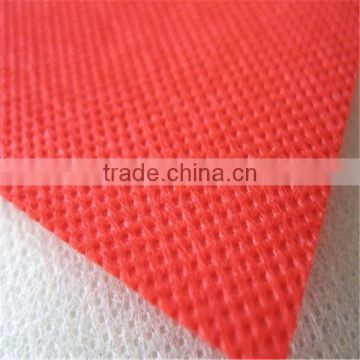 Cheap pp nonwoven fabric dyed Spun-bonded fabric