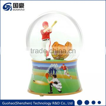 Sports souvenir Baseball Snow Ball