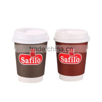 DIHUI high quality coffee double wall paper cups sell to all over world
