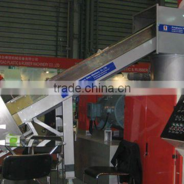 waste plastic pp recycling process machine