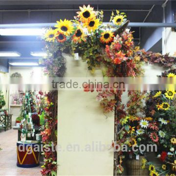 mini / huge artificial christmas pine tree / ring / flower for home / hotel / office (new christmas combination of Este-002 )