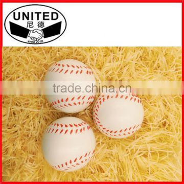 High Quality Promotional Customized logo Anti Stress PU Ball