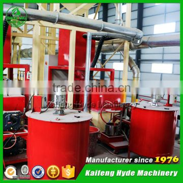 5BG Best corn seed treater for Maize seed processing plant