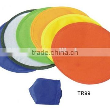 Hot selling Fabric Foldable cheap Frisbees