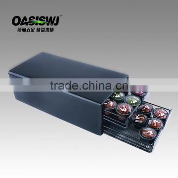 hot sell coffee capsule drawer coffee capsule holder