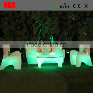 living room sofas led sofa furniture with led lights for outdoor