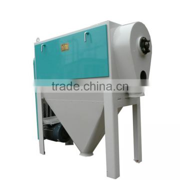 high effect horizontal bran machine for flour milling plant
