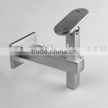 Stainless steel wall bracket square type