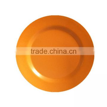 Plant Fiber Plate Biodegradable Bamboo Powder Baby Dish