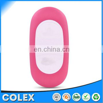 Face Cleanser Massager Brush Ultrasonic Silicone Facial Cleansing Brush