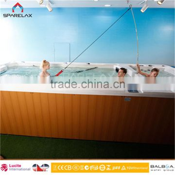 SPA Hydro Massage Pool Large Outdoor SPA Pool Outdoor Whirlpool Swim