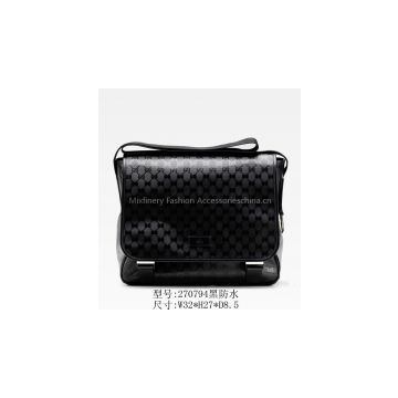 Top quality AAA replica Gucci men\\\\\\\'s bag, men\\\\\\\'s business bags replica Gucci, real   leather bags for men wholesale and retail online