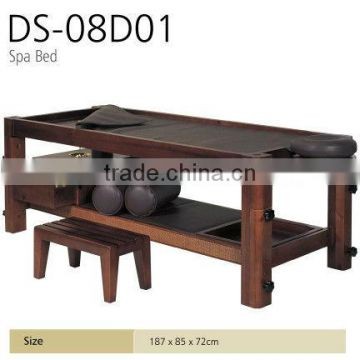 Beauty bed wholesale massage tables in wood portable salon furniture DS-Z08D01(DAY SPA)