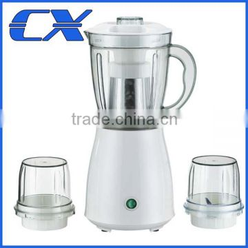 CX-308 Multifunction Kitchen Used 3 in 1 Electric Blender