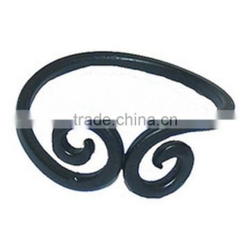 iron cast black napkin ring for sale
