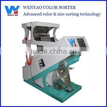 one chute color sorter machine for rye kernels sorting