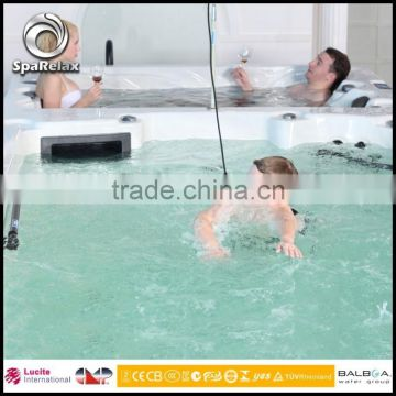 Hot Selling Inflatable Spa Pool Large Spa Pool Big Swim Spa Pool