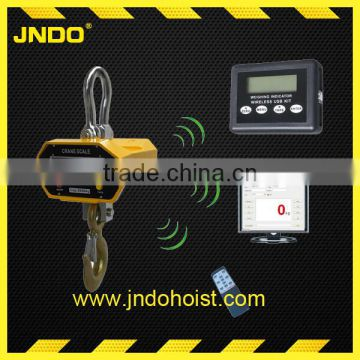 digital crane scale 2 ton