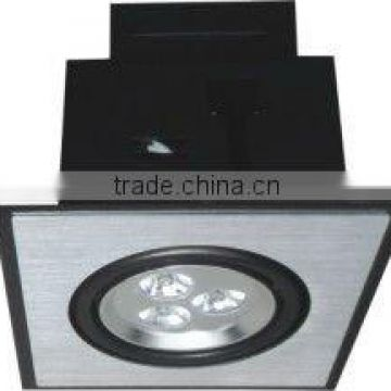 high power high quality 3w ceiling led