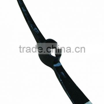 P408 PICKAXE FULL FORGED STEEL PICK HEAD