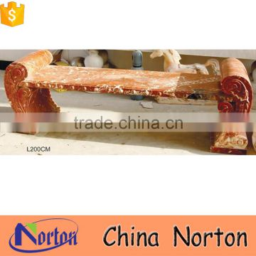 classical marble decoration bench brackets for sale NTS-B147X