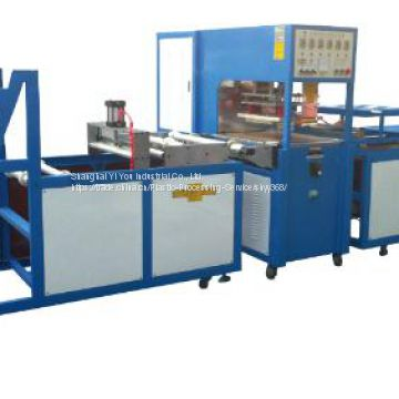 Automatic High-Frequency Bag Making Machine from Shanghai YiYou