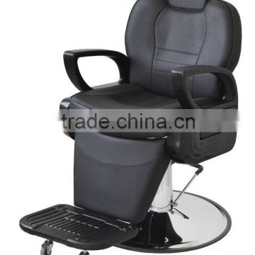 2015 Classic salon chairs for sale;Reclining barber chairs for man hairdressing