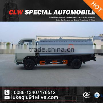 cheap price 4x2 oil tanker truck for sale