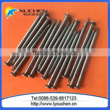 Common wire nail Linyi factory with best price