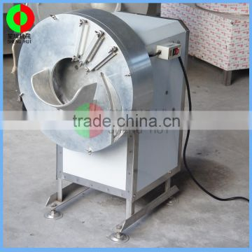 Factory designed and offered ginger cutting machine, automatic ginger slicer shredder with stainless steel housing