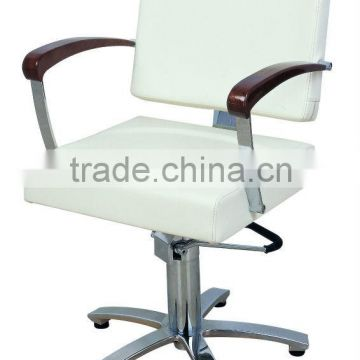 square mould foam styling chairs/classic beauty salon chairs