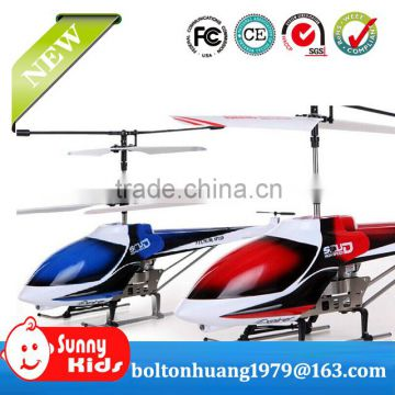 New product 3.5CH 2015 helicopter with Gyro and light