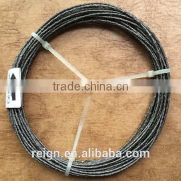 new 2017 hot sale wire cut and wire saw for foam