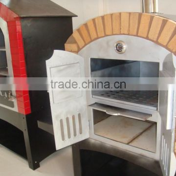 Outdoor Wood Fired Pizza Brick Oven In Hot Sell