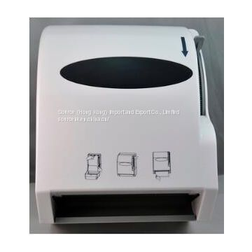 Lever Paper Hand Towel Tissue Dispenser for public Washroom