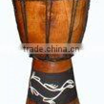 Rope Wooden Djembe