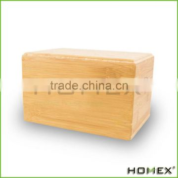 Large Bamboo Box Cremation Homex BSCI/Factory