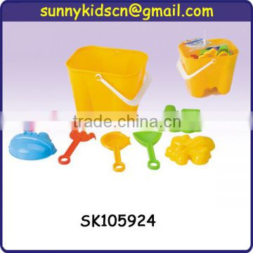 2014 news design summer toy kids plastic sand shovels for kid