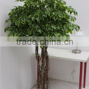 200cm artificial bonsai ficus tree,fake banyan bonsai tree for sale