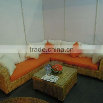 WATER-HYACINTH SOFA SET - TCC-W101