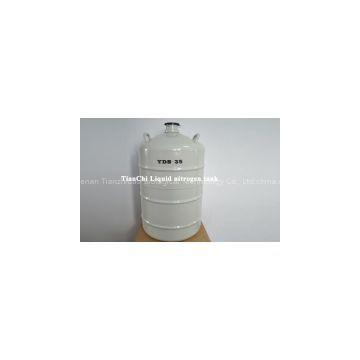 Liquid nitrogen storage tank YDS-35