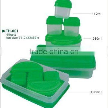 plastic food container th001